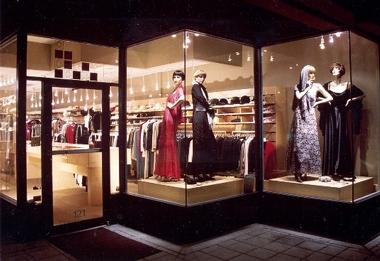 Japanese clothes store. POPSUGAR Fashion