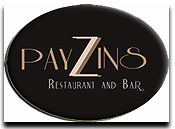 Coral Springs Restaurant PayZins Restaurant and Bar